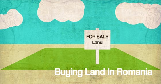 Buying Land in Romania