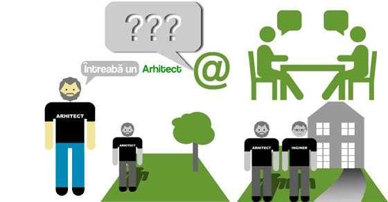 Întreabă un arhitect!