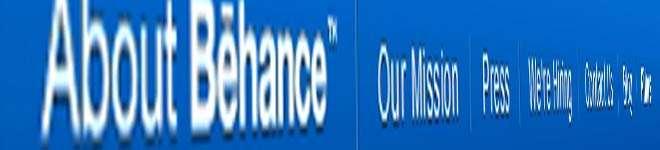 Behance Portfolios