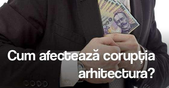 Corupție arhitectură și construcții