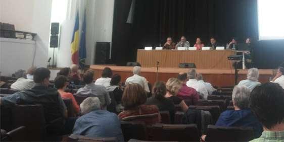 Conferința Extraordinară a Ordinului Arhitecților din România - Filiala Teritorială București