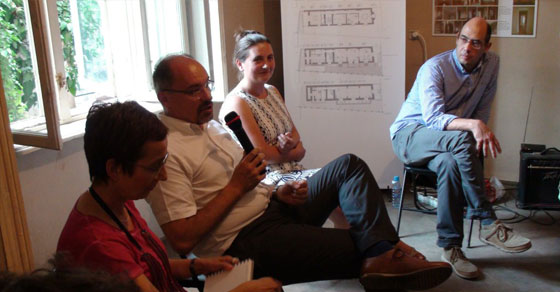 Conducerea Ordinului Arhitecților din România